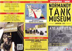 Normandie tank museum partie 1