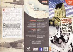 Musée airborne St Mère Eglise partie 1