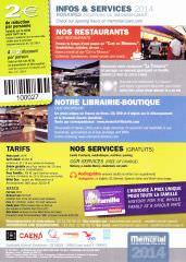 infos mémorial de Caen