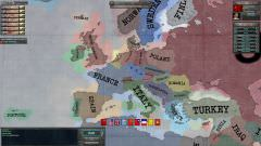 East vs. West - A Hearts of Iron Game