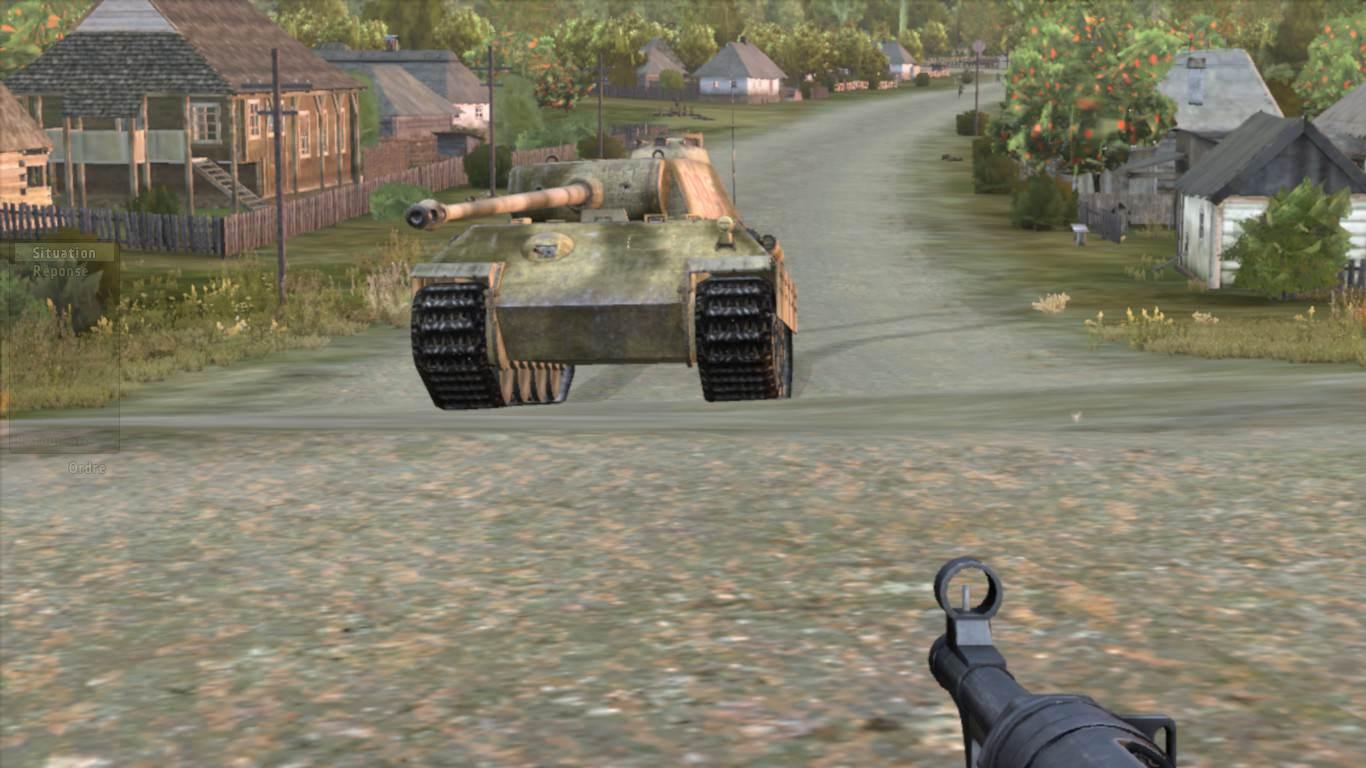 D0om et Tiger à l'action dans ce Panther
