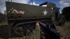 Hell Let Loose - Les véhicules ne sont pas encore jouable dans cette version Alpha du jeu... Dommage !