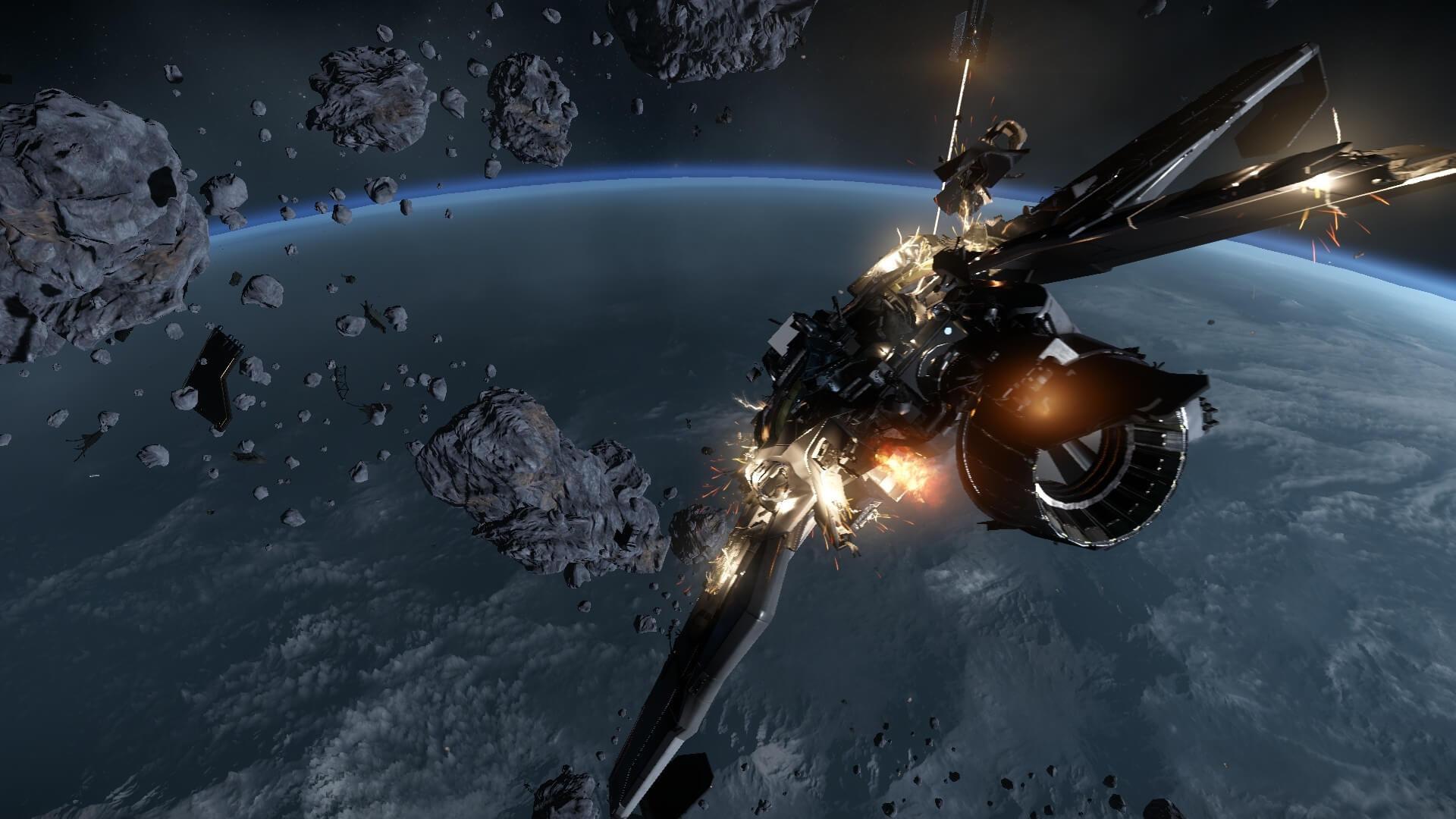 Une chaîne Youtube que je recommande aux fans de Star Citizen et d'exploration spatiale