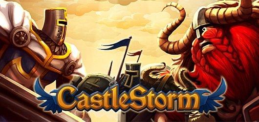 A l'assaut du château avec CastleStorm !